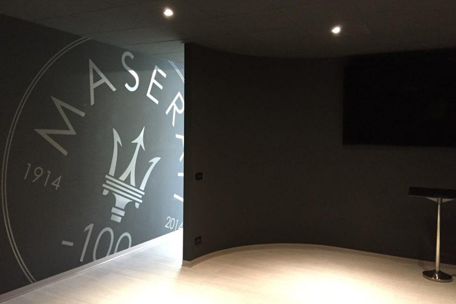 Area Esposizioni Maserati