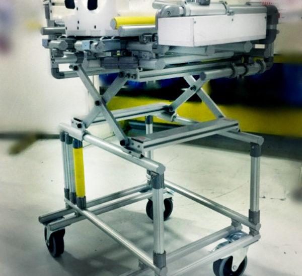 Ergonomics LCA carts