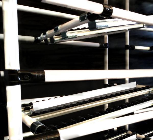 Gravity Shelves