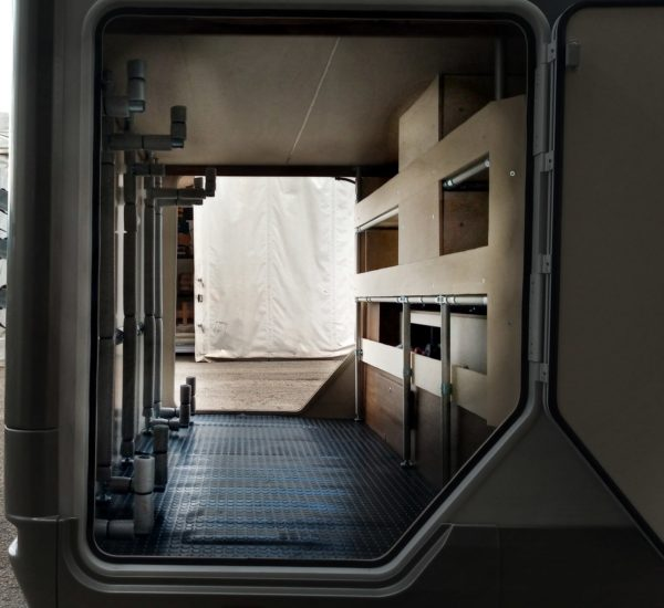 """Camper Van Outfitting, from a """"Lean Manufacturing"""" perspective"""