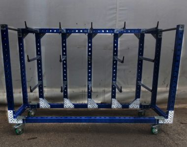 The Lean Manufacturing Cart for coils