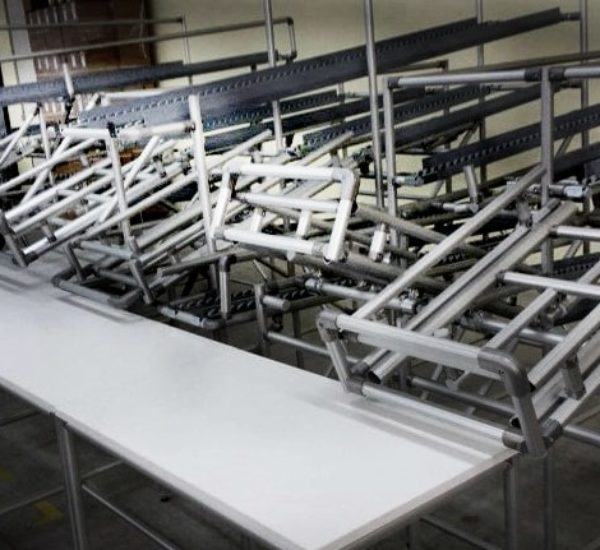 Complete Lean Manufacturing Workstation