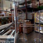 Rulliera Dinamica per asservimento materiali