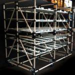 Scaffalature a Gravità Lean Manufacturing